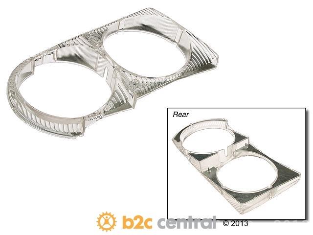 FBS - APA/URO Parts Headlight Cover (Right) - B2C W0133-1617798-APA