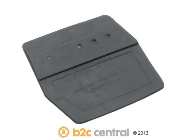 FBS - MTC Mud Flap (Front) - B2C W0133-1635988-MTC