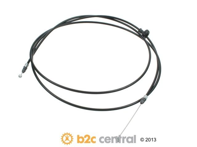 FBS - TSK Hood Release Cable - B2C W0133-1631495-TSK