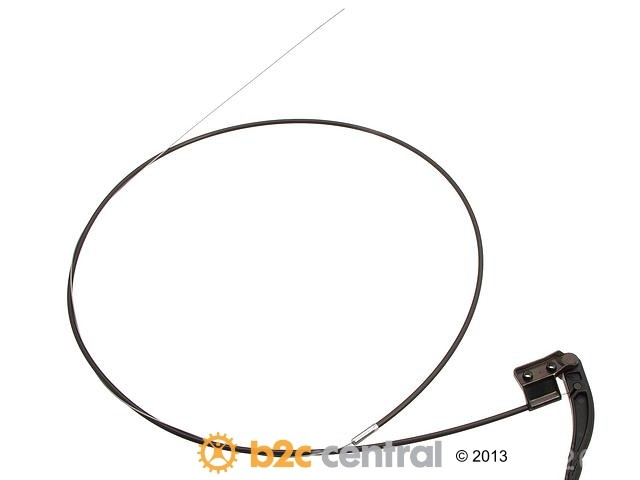 FBS - Gemo Hood Release Cable - B2C W0133-1638083-GEM