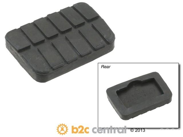 FBS - Ohno Clutch Pedal Pad - B2C W0133-1643242-OHN