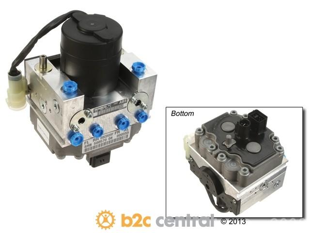 FBS - WABCO ABS Modulator Original Equipment - B2C W0133-1651507-WAB