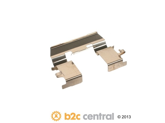 FBS - Genuine Anti Rattle Spring / Clip (Front) - B2C W0133-1634864-OES