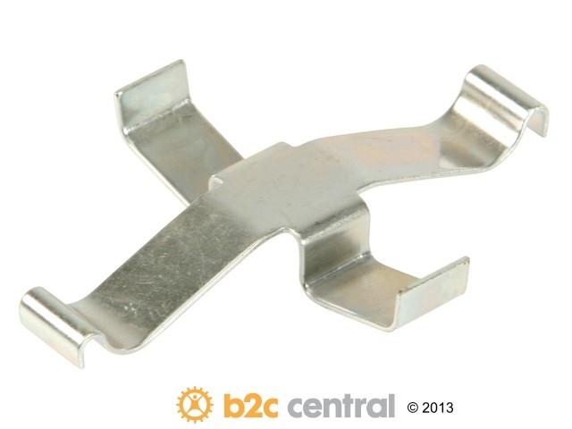 Genuine -  Anti Rattle Spring / Clip (Rear) - B2C W0133-1643346-OES