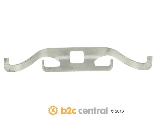 FBS - ATE Anti Rattle Spring / Clip Rear (Rear) - B2C W0133-1664983-ATE