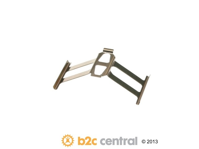 FBS - Genuine Anti Rattle Spring / Clip (Rear) - B2C W0133-1667590-OES