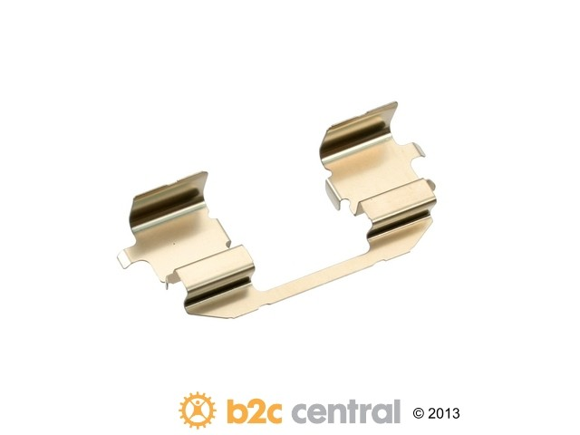 FBS - Genuine Anti Rattle Spring / Clip (Front) - B2C W0133-1711788-OES