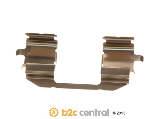 FBS - Genuine Anti Rattle Spring / Clip (Front) - B2C W0133-1712683-OES