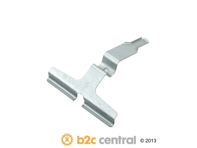 FBS - Genuine Anti Rattle Spring / Clip (Rear) - B2C W0133-1716474-OES