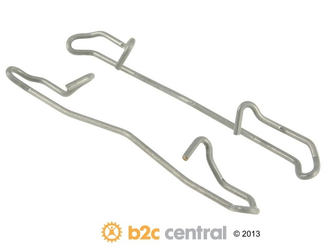 FBS - Professional Parts Sweden Anti Rattle Spring / Clip Set 2 per pkg (Rear) - B2C W0133-1719067-PPS
