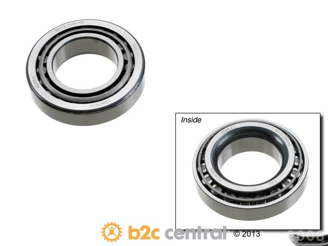 B2C CENTRAL - Ina Wheel Bearing (Front Inner) - B2C W0133-1636781-INA