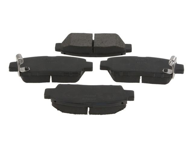 FBS - Advics-Sumi OE Formulated Brake Pad Set w/o Shims NLA 3/16 (Rear) - B2C W0133-1615719-ADS