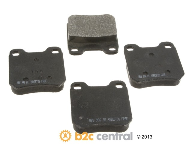 FBS - NPN OE Formulated Brake Pad Set w/o Shims (Rear) - B2C W0133-1617773-NPN