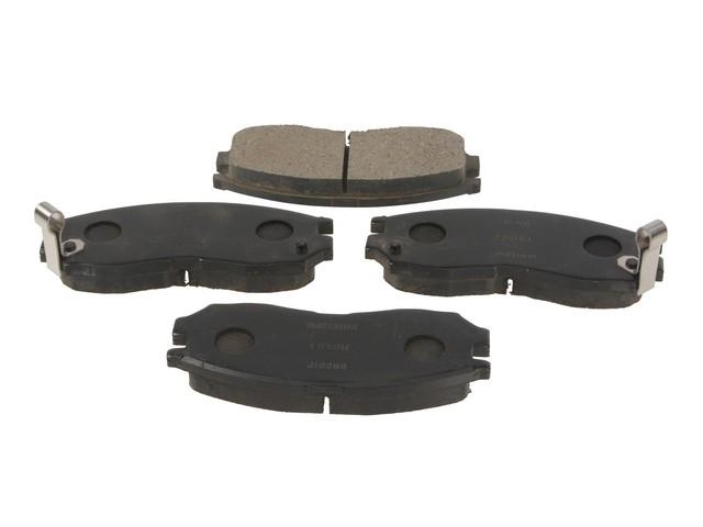 FBS - Advics-Sumi OE Formulated Brake Pad Set w/o Shims NLA 3/17 (Front) - B2C W0133-1679488-ADS