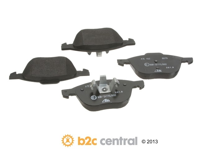 FBS - ATE OE Formulated Brake Pad Set With Shims (Front) - B2C W0133-1769302-ATE