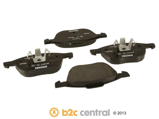 FBS - Textar OE Formulated Brake Pad Set With Shims (Front) - B2C W0133-1769302-TEX