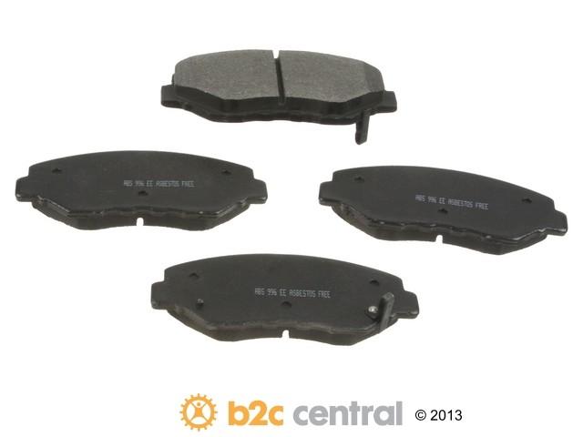 FBS - NPN OE Formulated Brake Pad Set w/o Shims (Front) - B2C W0133-1776318-NPN