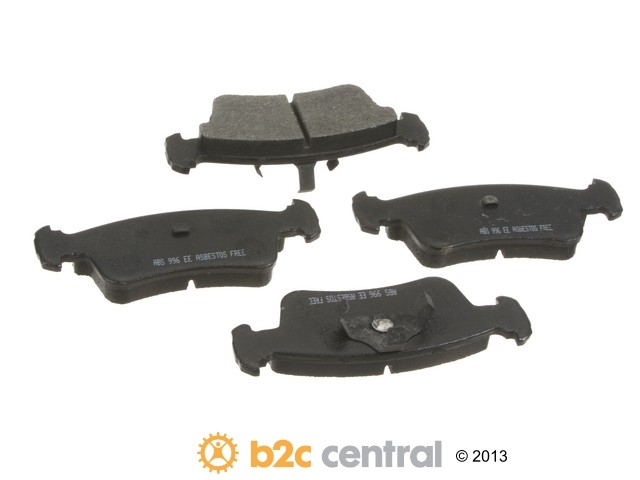 FBS - NPN OE Formulated Brake Pad Set w/o Shims (Front) - B2C W0133-1806698-NPN