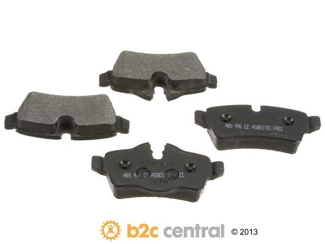 FBS - NPN OE Formulated Brake Pad Set w/o Shims (Rear) - B2C W0133-1814320-NPN