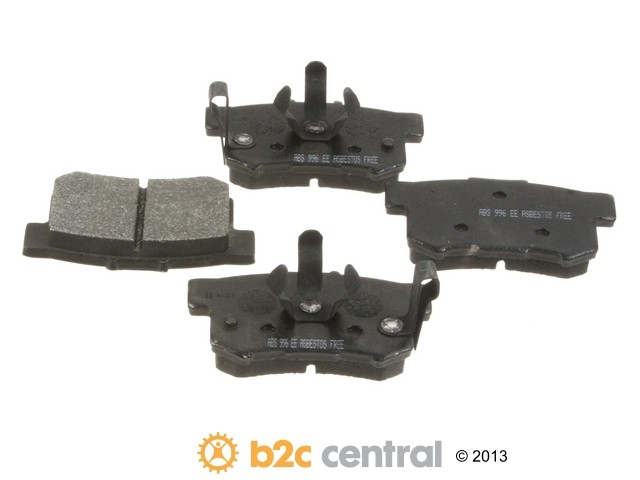 FBS - NPN OE Formulated Brake Pad Set w/o Shims (Rear) - B2C W0133-1820253-NPN