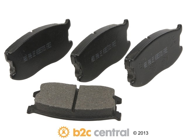 FBS - NPN OE Formulated Brake Pad Set w/o Shims (Front) - B2C W0133-1822282-NPN