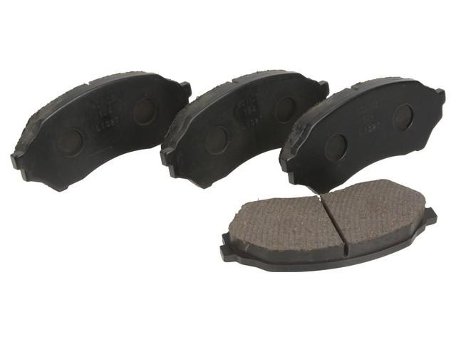 FBS - Advics-Sumi OE Formulated Brake Pad Set w/o Shims  NLA 3/16 (Front) - B2C W0133-1831909-ADS