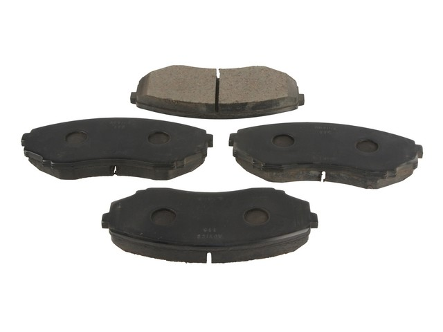 FBS - Advics-Sumi OE Formulated Brake Pad Set w/o Shims (Front) - B2C W0133-1833407-ADS