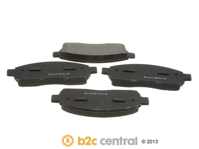 FBS - NPN OE Formulated Brake Pad Set w/o Shims (Front) - B2C W0133-1834107-NPN
