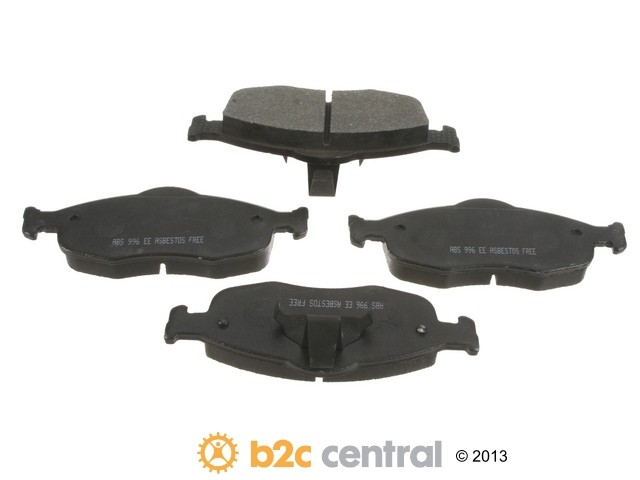 FBS - NPN OE Formulated Brake Pad Set w/o Shims (Front) - B2C W0133-1834197-NPN