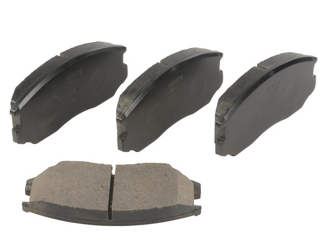 FBS - Advics-Sumi OE Formulated Brake Pad Set w/o Shims  NLA 3/16 (Front) - B2C W0133-1839643-ADS