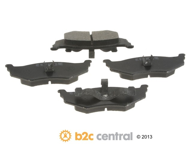 FBS - NPN OE Formulated Brake Pad Set w/o Shims (Rear) - B2C W0133-1846675-NPN