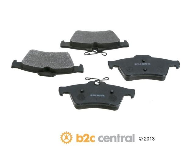FBS - NPN OE Formulated Brake Pad Set w/o Shims (Rear) - B2C W0133-1942496-NPN