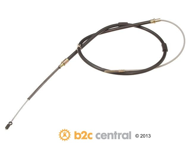 Gemo -  Parking Brake Cable - B2C W0133-1633523-GEM