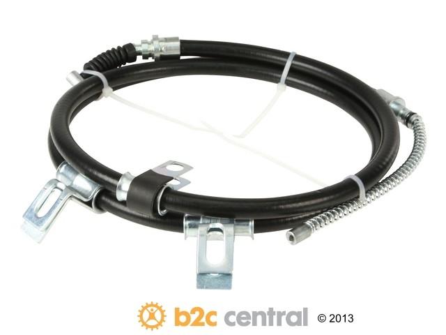 FBS - Dorman Parking Brake Cable (Rear Left) - B2C W0133-1658968-DOR
