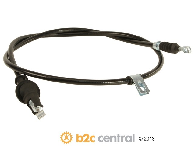 FBS - Professional Parts Sweden Parking Brake Cable (Rear Left) - B2C W0133-1661165-PPS