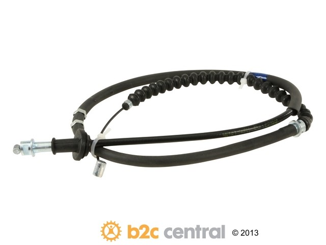 FBS - Dorman Parking Brake Cable (Front) - B2C W0133-1754077-DOR