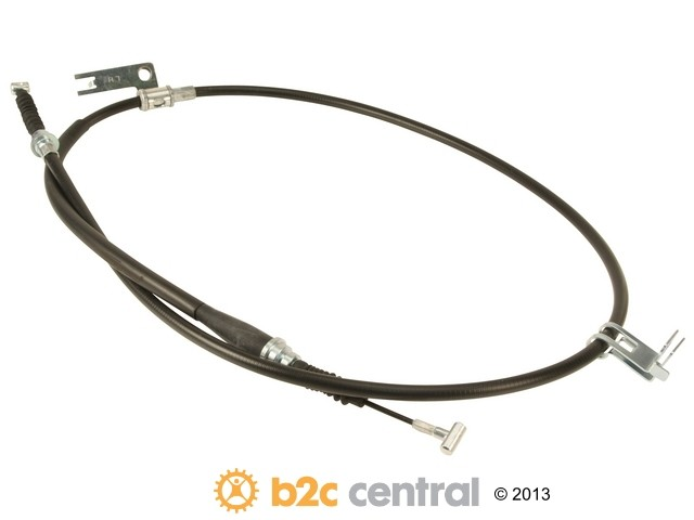 FBS - Vaico Parking Brake Cable NLA 6/17 (Rear Left) - B2C W0133-1759440-VCO