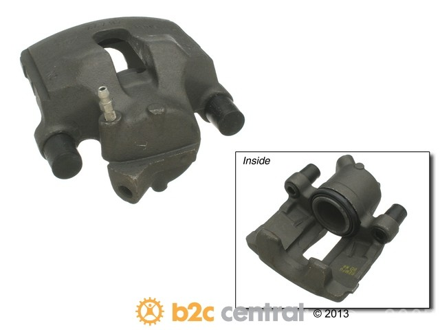FBS - Cardone Remanufactured Brake Caliper Unloaded w/o Bracket (Front Right) - B2C W0133-1616837-CAR