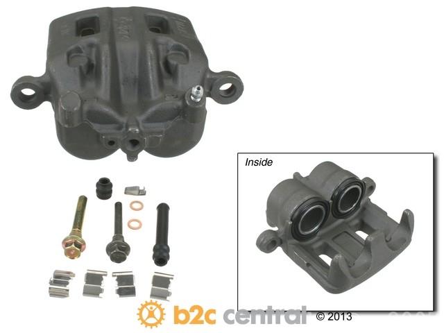 FBS - Cardone A1 Cardone Reman Brake Caliper w/o Bracket (Front Left) - B2C W0133-1622174-CAR