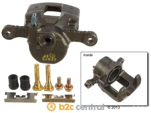 FBS - Cardone A1 Cardone Reman Brake Caliper w/o Bracket (Front Left) - B2C W0133-1712161-CAR