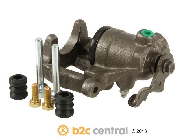 FBS - Cardone A1 Cardone Reman Brake Caliper w/o Bracket (Rear Left) - B2C W0133-1734428-CAR