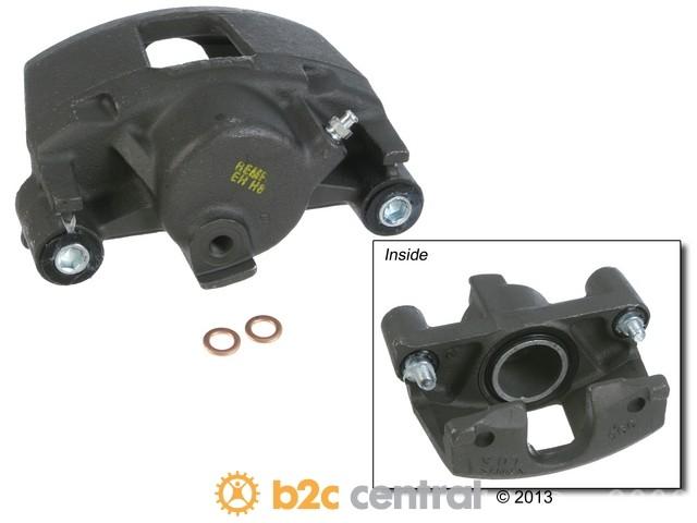 FBS - Cardone A1 Cardone Reman Brake Caliper w/o Bracket (Front Right) - B2C W0133-1808109-CAR
