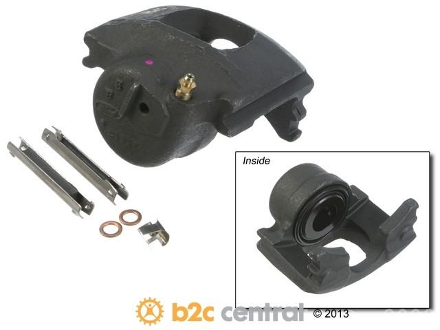Cardone -  A1  Reman Brake Caliper w/o Bracket (Front Left) - B2C W0133-1818585-CAR