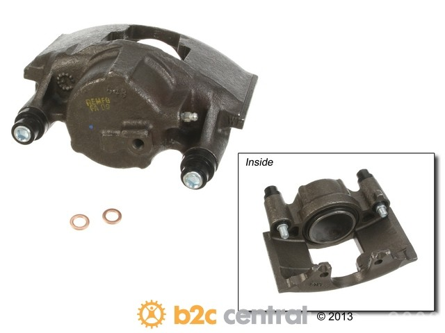 FBS - Cardone A1 Cardone Reman Brake Caliper w/o Brake Pads (Front Left) - B2C W0133-1818670-CAR