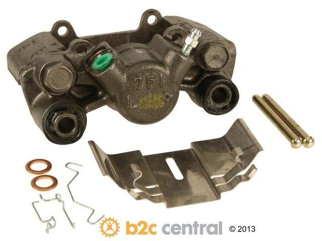FBS - Cardone A1 Cardone Reman Brake Caliper w/o Bracket (Rear Left) - B2C W0133-1919534-CAR