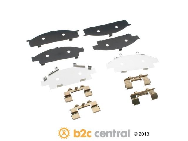 FBS - Genuine Brake Hardware Kit (Front) - B2C W0133-1620753-OES