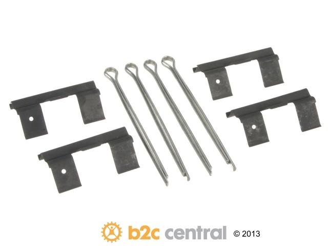 FBS - ALLMAKES 4X4 Brake Hardware Kit - B2C W0133-1635941-AMR