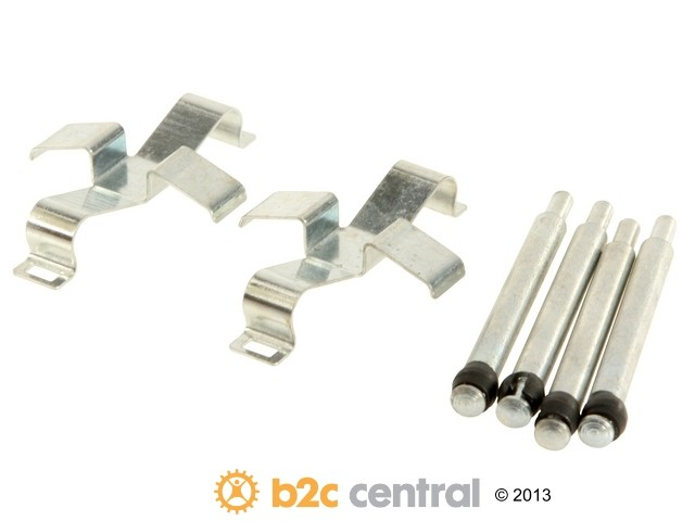 FBS - Professional Parts Sweden Brake Hardware Kit (Rear) - B2C W0133-1660522-PPS
