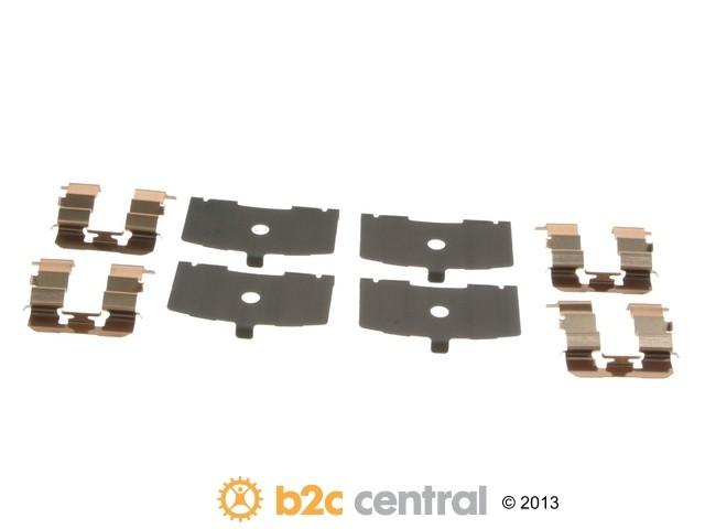 FBS - Genuine Brake Hardware Kit (Rear) - B2C W0133-1829604-OES