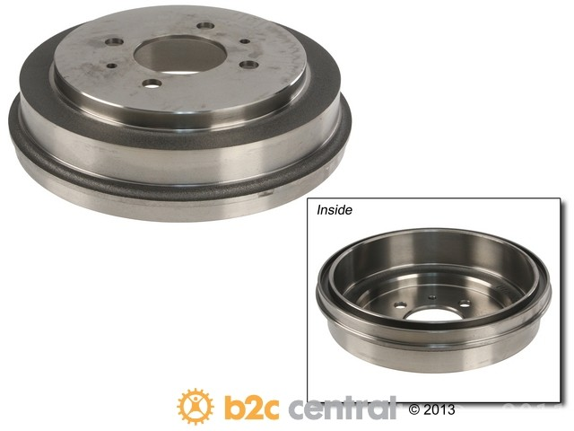 FBS - Brembo Brake Drum NLA 3/10 (Rear) - B2C W0133-1618763-BRE